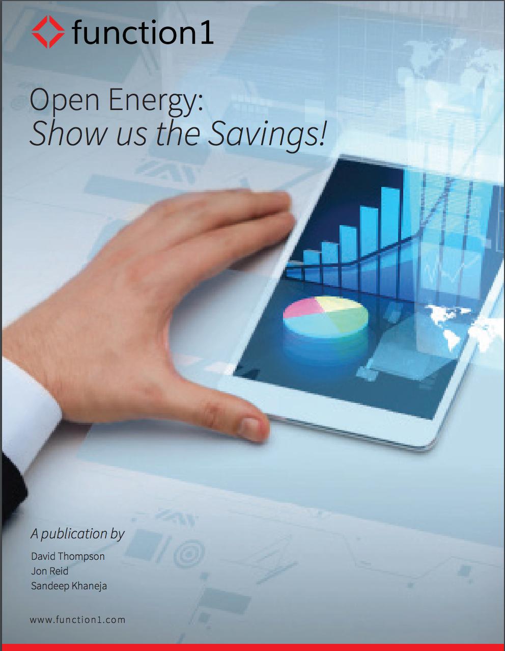 Open Energy White Paper