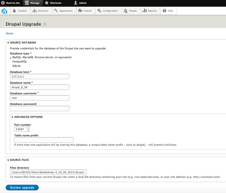 Description: Macintosh HD:Users:dbt102:Documents:Function1:blogs:Migate WordPress to Drupal 8:06_migrate_ui.png