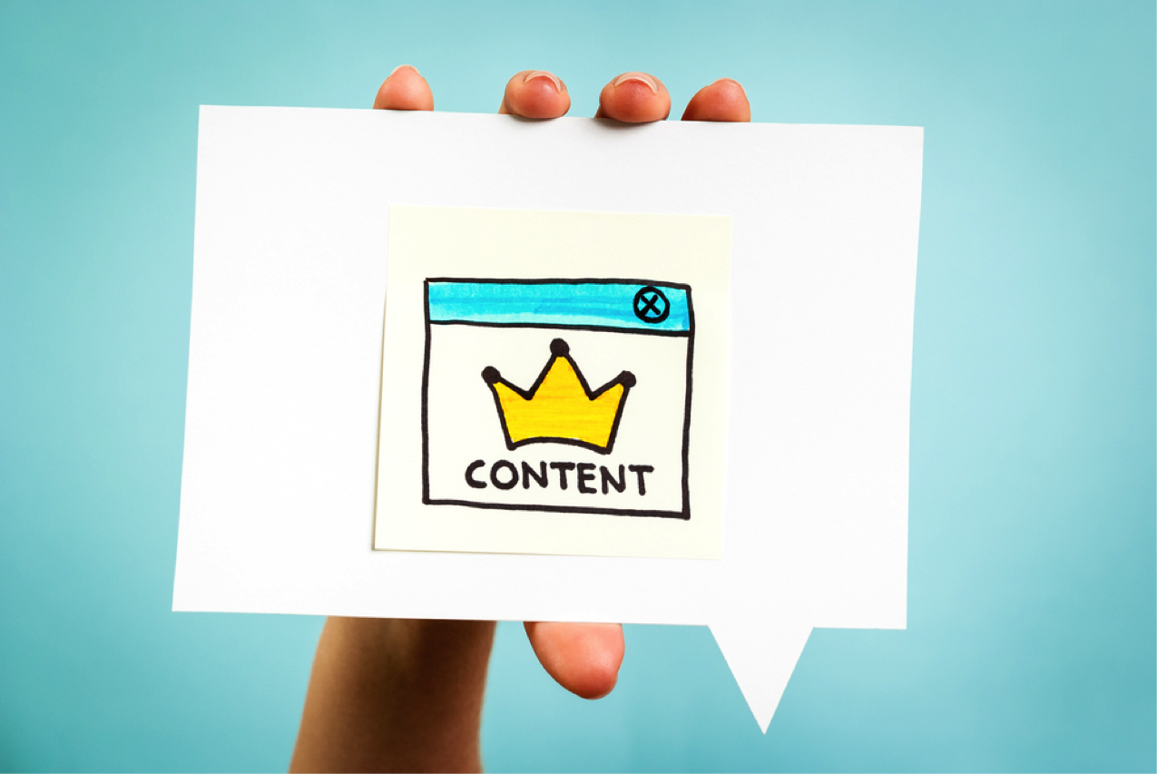Content: Web Design